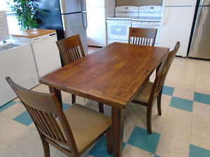 5 PIECE DINING SET $49/99/MONTH