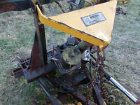 wanted fisher snow plow pump