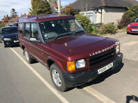 Land Rover Discovery 2.5Td5 ( 7 st ) Td5 S (7 seat) 00 Y-REG