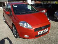 Fiat Grande Punto 1.4 Active Sport CAMBELT FITTED AT 59000