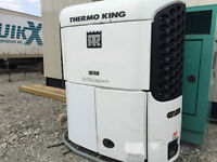 2008 Thermo King Multi-Temp Reefer - LOW, LOW HOURS!