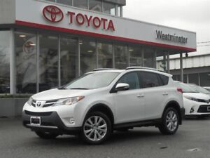 2015 Toyota RAV4 Limited Technology Package