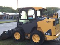 Volvo 2013  mc110 mini chargeuse Bobcat skid steer