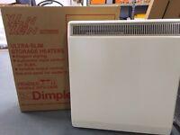 Brand new Dimplex Storage Heater in Still in box now SOLD