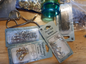 Jewellery making tools and extra