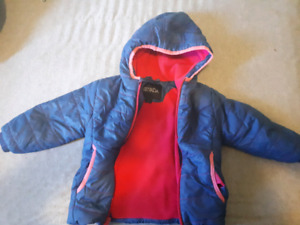 2T or small 3T Girls Winter Coat
