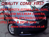 2009-Toyota Previa/Estima New shape 8st,UK-GPS/DVD/CD/IPOD/,low mls,camera,Essex Dagenham, London