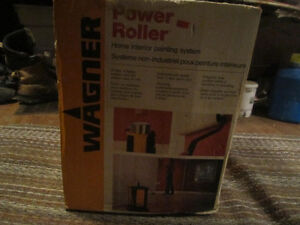 Wagner Power Roller Home Interior Painting System