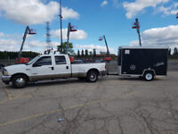 Small Trailer Services Call or Text 519-658-7744