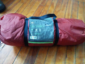 REI Half Dome 2 two-person lightweight tent
