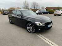 2017 BMW 3 SERIES 320D M SPORT SHADOW EDITION SALOON DIESEL