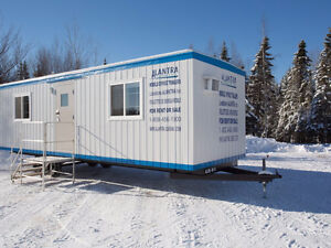 Mobile Office Trailers,  Site Trailers For Rent or Sale St. John's Newfoundland image 2