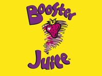 Booster Juice is Hiring full time/part time