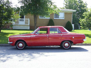 Plymouth valiant 1965