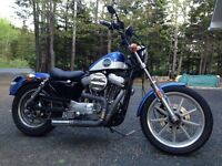 Classic Harley Davidson Sportster for sale