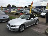 2003 BMW Z3 1.9 Roadster 2dr