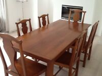 Dining Room Table and 6 Chairs for Sale - OFFERS PLEASE