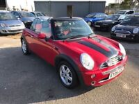 2005 Mini Cooper 1.6 Convertible, *Female Owned*, Parking Sensors, 12 Month Mot, 3 Month Warranty