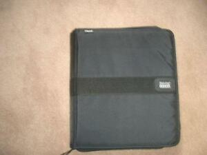 Old Zippered Five Star Binders