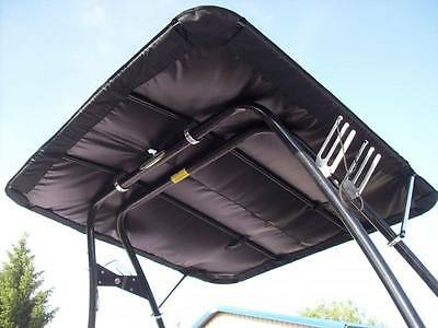 BIMINI SHADE CANOPY mounts above wakeboard tower wake board, EXTRA LARGE 6.5x6.5 for sale  Boise