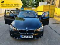 2014 BMW 1 Series 1.6 116i M Sport Sports Hatch 5dr +Auto +Euro6 +Parking Sensor