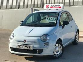 Fiat 500 1.2 ( s/s ) POP £30 A YEAR TAX