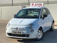 Fiat 500 1.2 ( s/s ) POP £30 A YEAR TAX