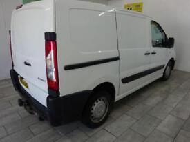 WHITE PEUGEOT EXPERT 2.0 HDI 1000 L1H1 ***FROM £156 PER MONTH***