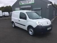 2013 63 Renault Kangoo Van ONLY 31000 MILES ML19 DCI L21 VAN