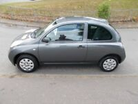 Nissan Micra 1.2 S++TRADE IN TO CLEAR COMES WITH 12 MONTHS MOT++ (grey) 2005