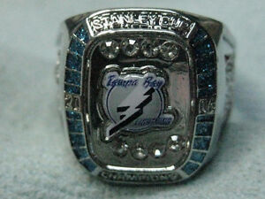 Molson Stanley Cup rings / Tampa Bay