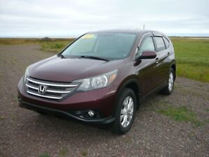 2013 Honda CRV EXL AWD  SORRY SOLD!!!
