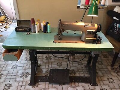 Professional Merrow Sewing Machine