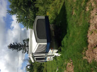 2006 jayco tent trailer with extra add a room