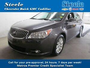 2013 Buick LACROSSE Luxury eAssist  Hybrid !!!