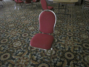 BANQUET  CHAIRS  STACKABLE