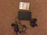 Ps2 slim plus controller and PES 2010