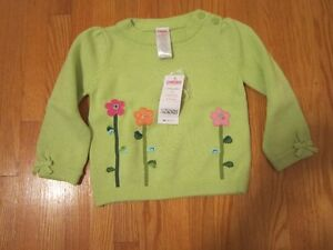 NWT Gymboree Girls Sweater Size 2T