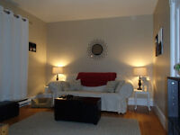 Large 2.5 bedroom apartment- Available June/July 1st