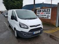 Ford Transit Custom 2.2TDCi ( 100PS ) Double Cab-in-Van 2013.5MY 290 L1H1