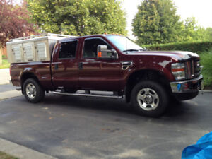F250 with 6 Hole Dog Topper