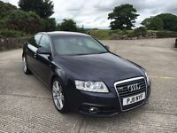 2011 Audi A6 2.0 Tdi S Line Special Edition 170 Bhp 6 speed. Finance Available