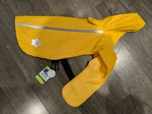 Top Paw® Outdoor Reflective Dog Raincoat