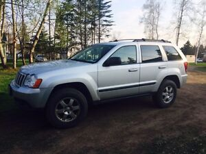 2008 Grand Cherokee for sale or trade