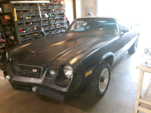 1980 Chevy camero RS