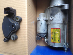 Starter and Neutral Switch for 06/09 Sonota