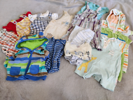 3-6 month bundle of beautiful clothes