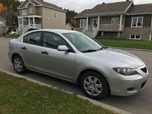 2007 Mazda3 GS Berline