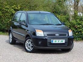Ford Fusion 1.4 2007MY Zetec Climate