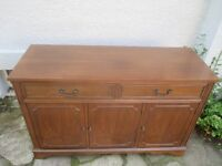 Attractive Antique Sideboard by Knechtel - Great Condition!